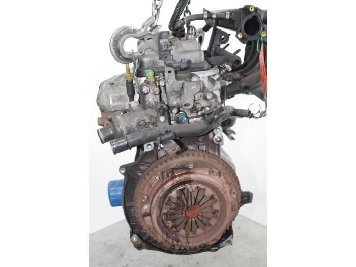 Motor Peugeot 206 HFZ11 HFZ 4