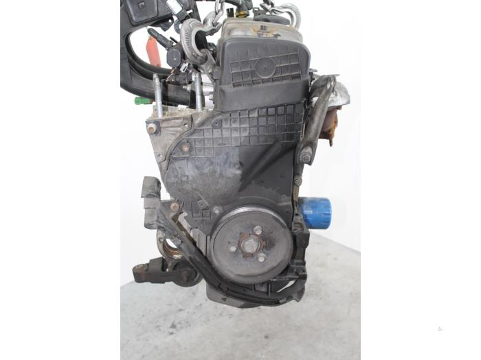 Motor Peugeot 206 HFZ11 HFZ 1