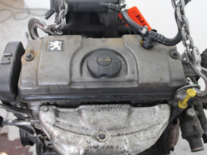 Motor Peugeot 206 HFZ11 HFZ 6