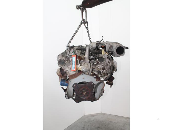 Motor Mitsubishi Diversen 6A1220 6A12 5