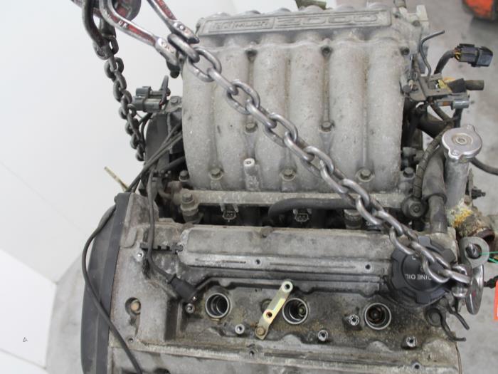 Motor Mitsubishi Diversen 6A1220 6A12 1