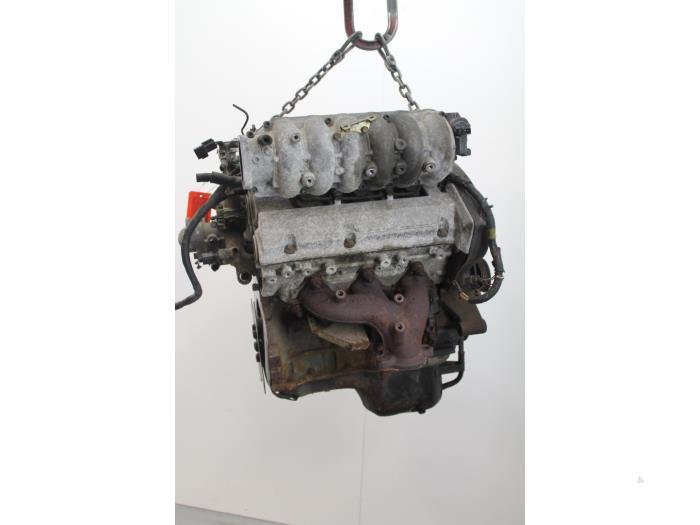 Motor Mitsubishi Diversen 6A1220 6A12 3