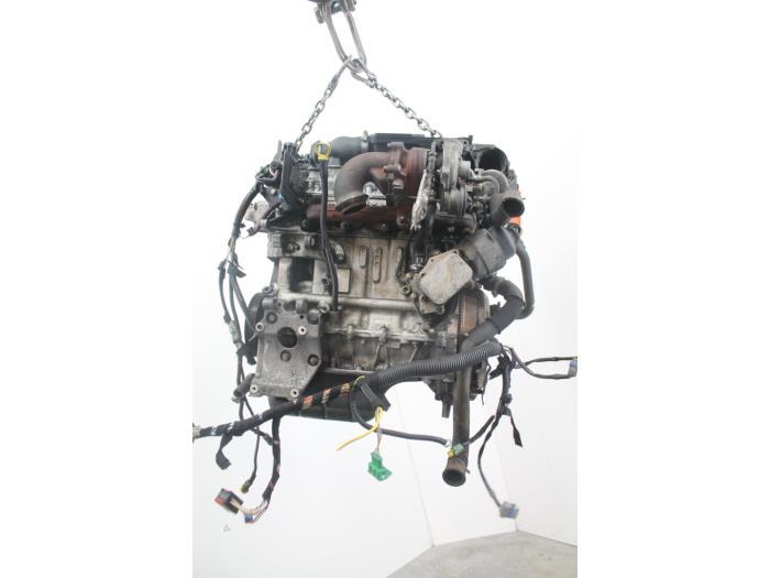 Motor Peugeot 307 8HZ14 6