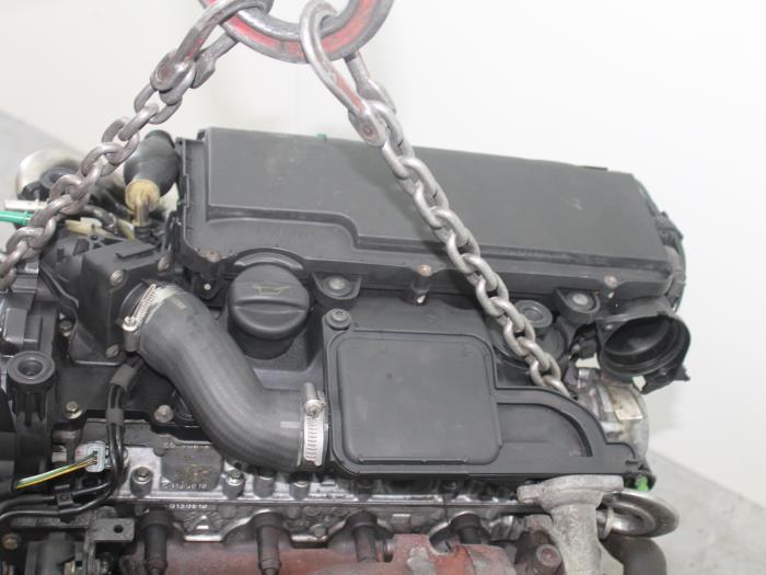 Motor Peugeot 307 8HZ14 1