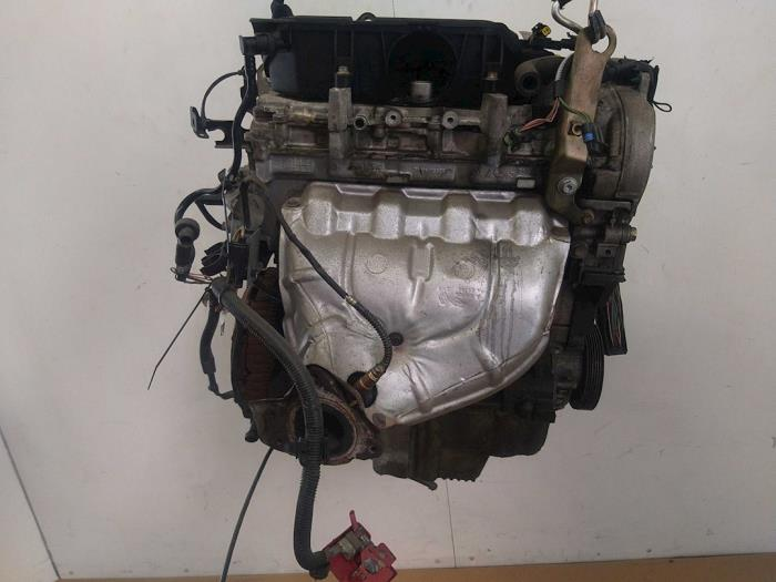 Motor Renault Megane Scenic K4MA7, K4M704 K4M704 1