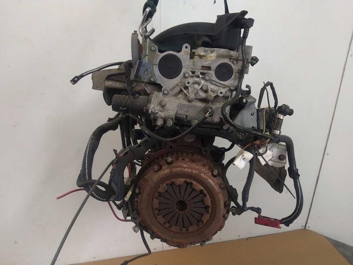 Motor Renault Megane Scenic K4MA7, K4M704 K4M704 3