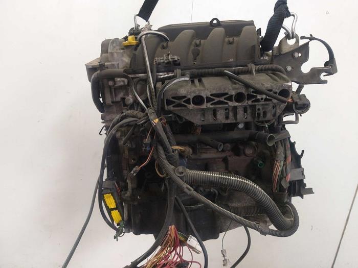 Motor Renault Megane Scenic K4MA7, K4M704 K4M704 4