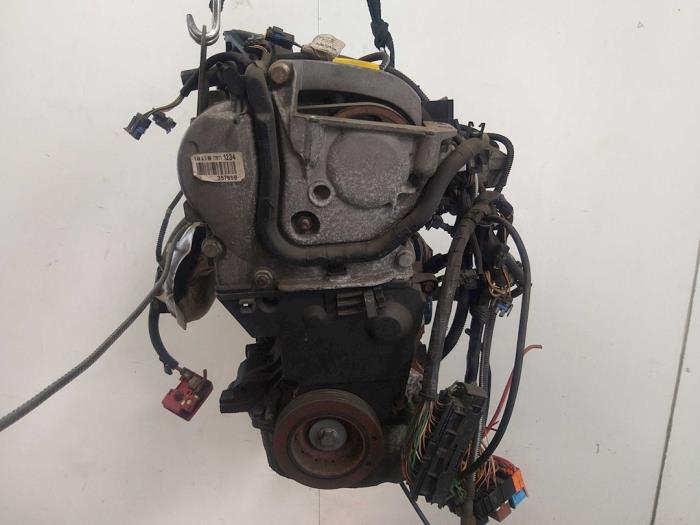 Motor Renault Megane Scenic K4MA7, K4M704 K4M704 5