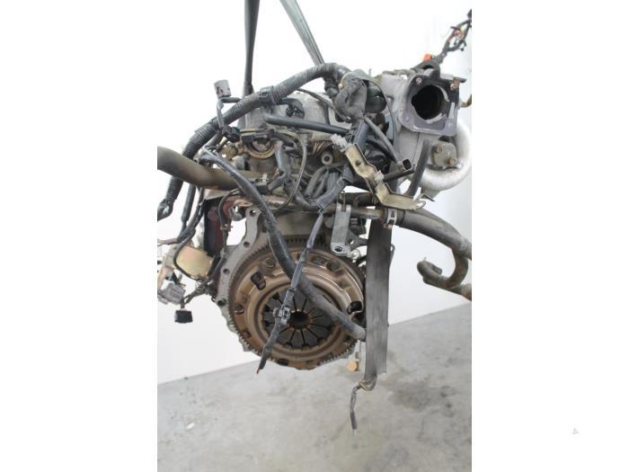 Motor Mazda 323F ZL0515 ZL05,ZL 5