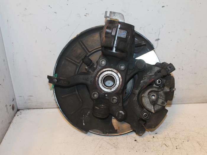Knuckle, front left Volkswagen - Van Gils Automotive