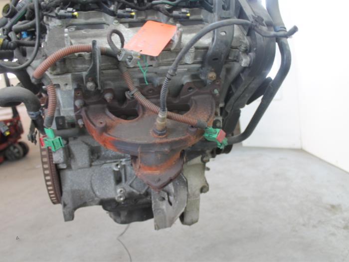Motor Lancia Phedra  6