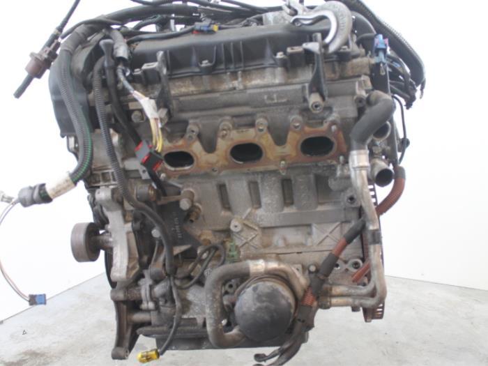 Motor Lancia Phedra  3