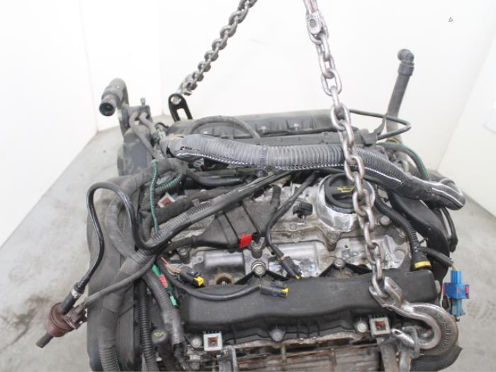 Motor Lancia Phedra  1