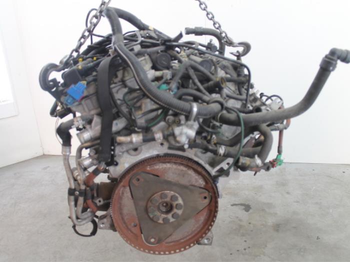 Motor Lancia Phedra  4