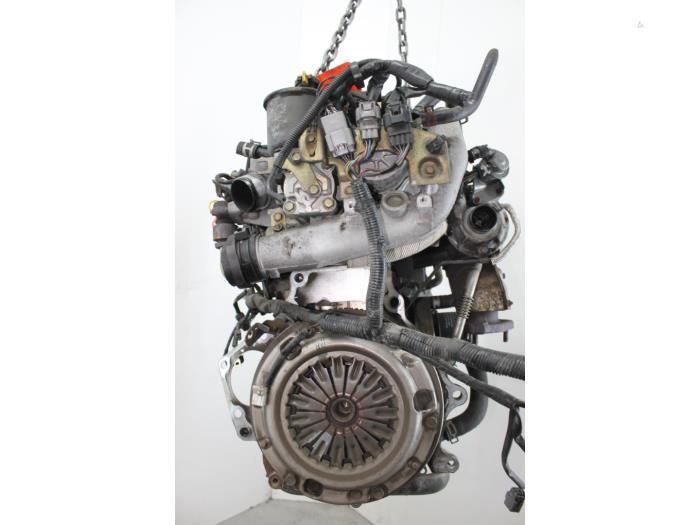 Motor Mazda Premacy RF2000 RF 4