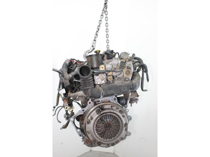 Motor Mazda 323F  RF3F,RFTDI 4