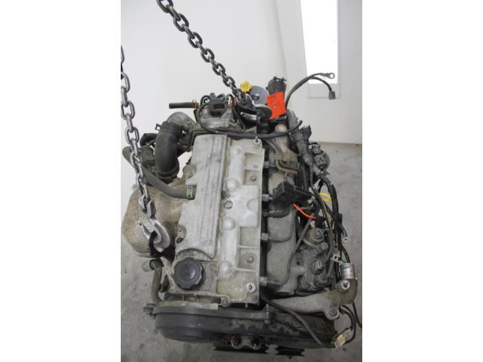 Motor Mazda 323F  RF3F,RFTDI 1