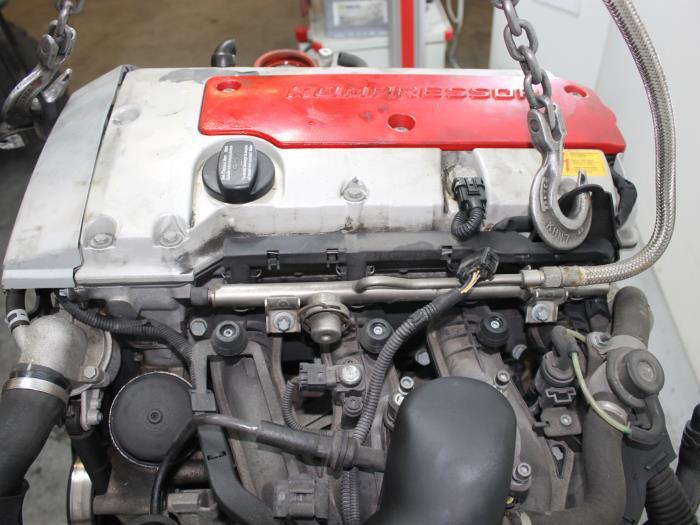 Motor Mercedes C-Klasse  111955,111 6