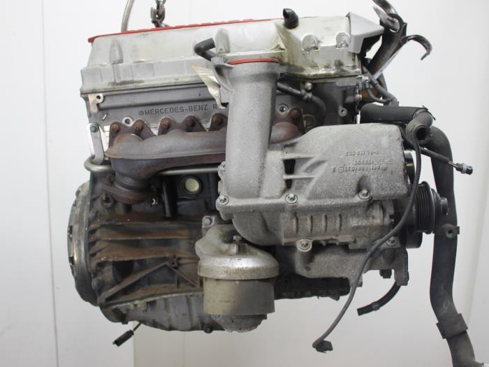 Motor Mercedes C-Klasse  111955,111 1