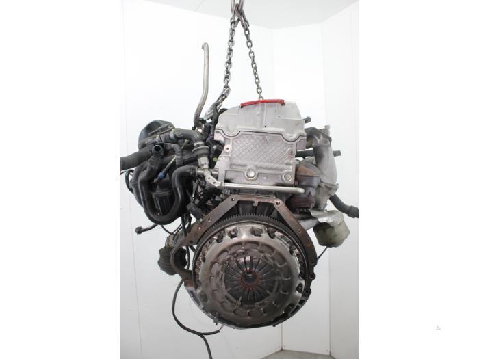 Motor Mercedes C-Klasse  111955,111 5