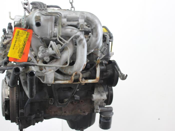 Motor Mitsubishi Space Star 4G1313 4G13 3