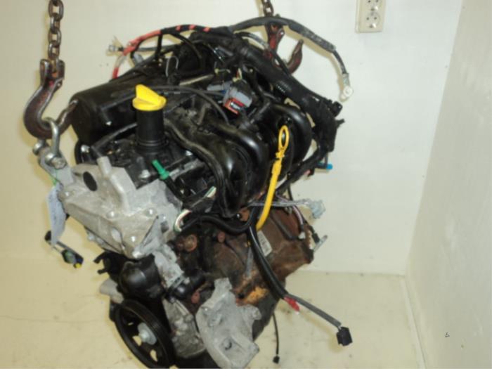 Motor Renault Twingo D7F800, D7FA8 D7FA8,D7F,A8 4