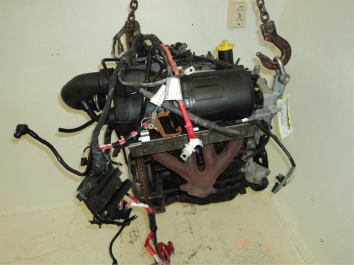 Motor Renault Twingo D7F800, D7FA8 D7FA8,D7F,A8 5