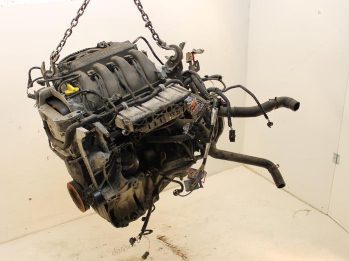 Motor Renault Laguna K4M710, K4MD7 K4M714,K4M710 1