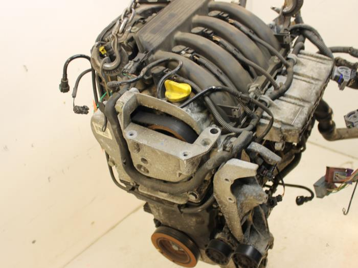 Motor Renault Laguna K4M710, K4MD7 K4M714,K4M710 3