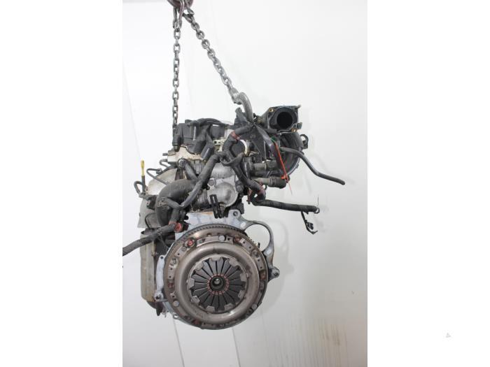 Motor Hyundai Accent G4EC15 G4EC 3