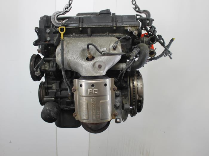 Motor Hyundai Accent G4EC15 G4EC 1