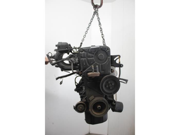 Motor Hyundai Accent G4EC15 G4EC 5