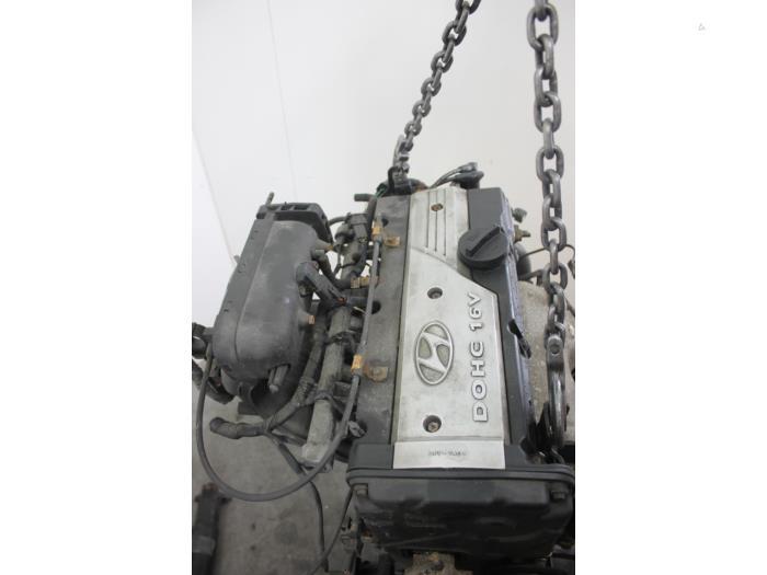Motor Hyundai Accent G4EC15 G4EC 6