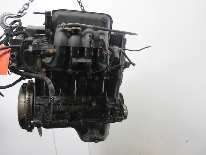 Motor Hyundai Accent G4EC15 G4EC 4