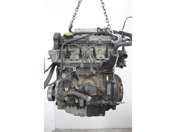 Motor Renault Megane  F3RP7,F3R 5