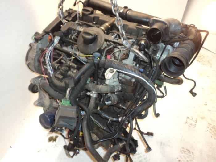 Motor Peugeot 307 RHS20 RHS 5