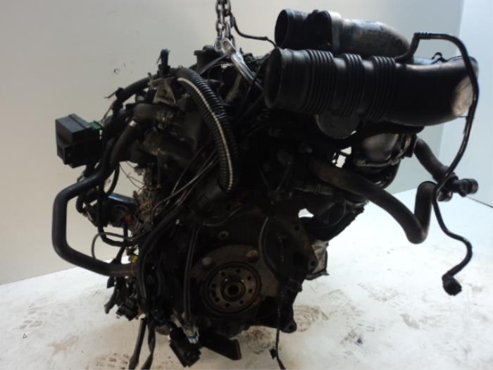 Motor Peugeot 307 RHS20 RHS 4