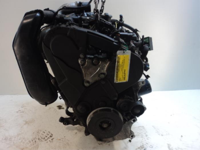 Motor Peugeot 307 RHS20 RHS 7