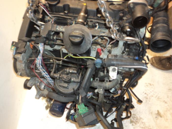 Motor Peugeot 307 RHS20 RHS 1