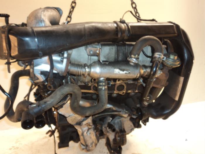 Motor Peugeot 307 RHS20 RHS 6