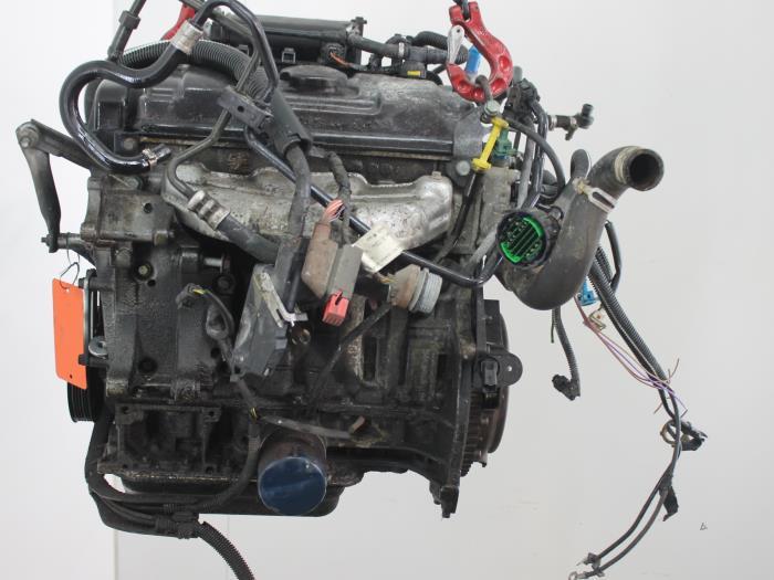Motor Peugeot 206  HFZ 1