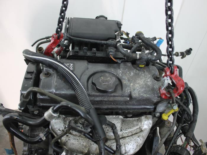 Motor Peugeot 206  HFZ 6