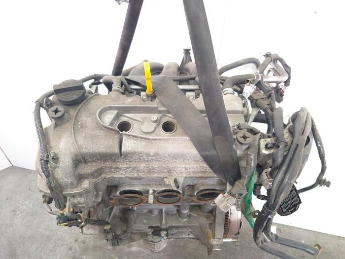 Motor Opel Agila CHA13B16339, DVFA13B13141, 51K203D23, 3665080MB0 6