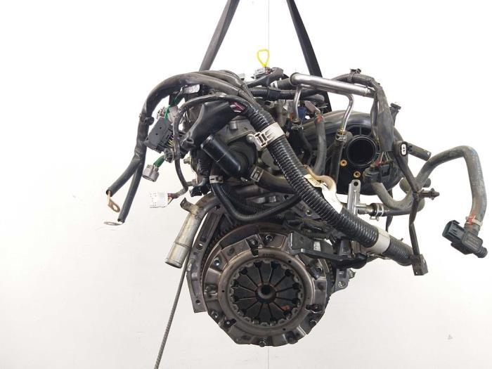 Motor Opel Agila CHA13B16339, DVFA13B13141, 51K203D23, 3665080MB0 5