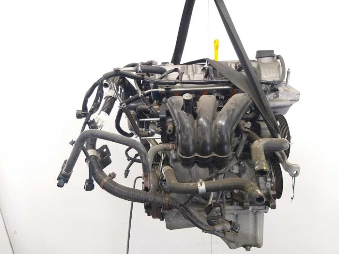 Motor Opel Agila CHA13B16339, DVFA13B13141, 51K203D23, 3665080MB0 4