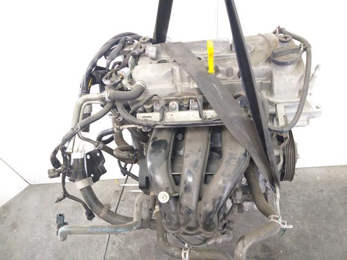 Motor Opel Agila CHA13B16339, DVFA13B13141, 51K203D23, 3665080MB0 7