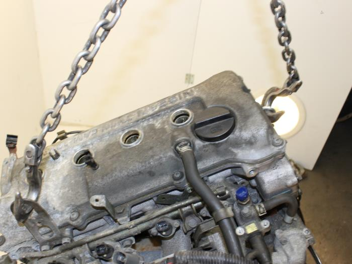Motor Nissan Almera GA1414 GA14 6