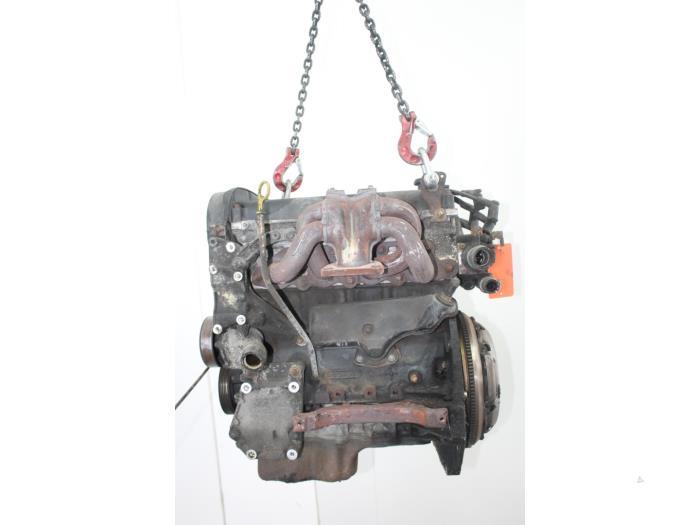 Motor Ford Focus  EYDB 5