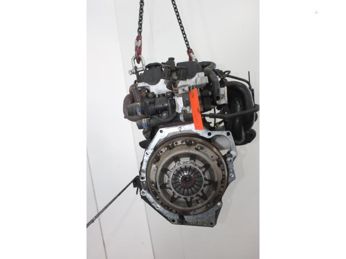 Motor Ford Focus  EYDB 4