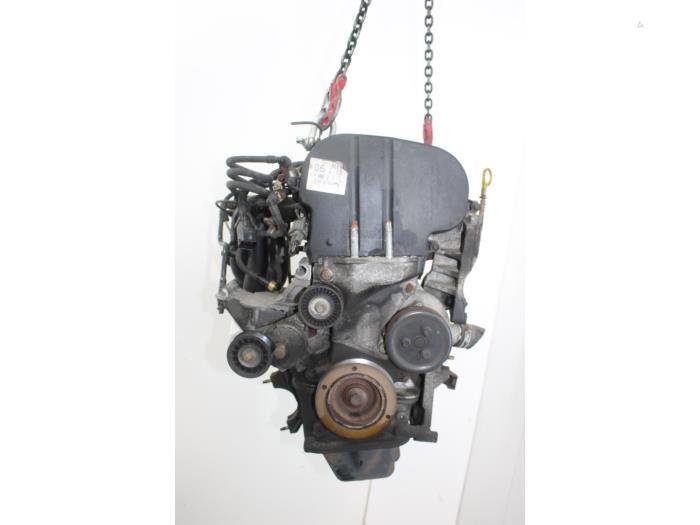 Motor Ford Focus  EYDB 3